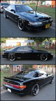 the Tri-Rotor Luxury car from Japan by Mister-Lou