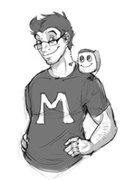 Markiplier by MintyMaguire
