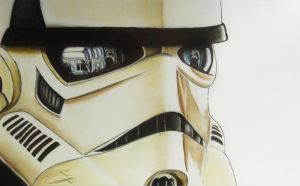 Stormtrooper by MyaWho