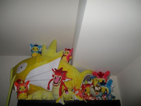 Magikarp Collection by doryphish333