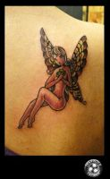 tattoo by ketology