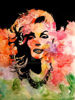 Flowers Monroe by MikeSound