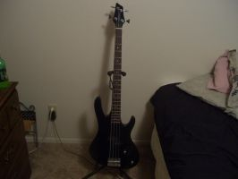 My New Bass by SonicAmp