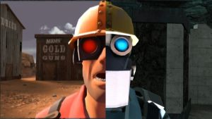 Mann vs Machine Gmod Double Feature by WCPsycho