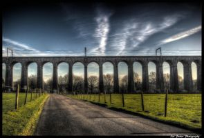 Viaduct  HDR by redstars1983