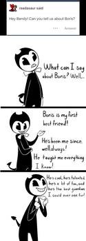 Bendy answer: about Boris by HerpaDerp6