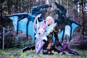 Templar from Aion by HizakiCosplay