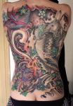 mixed backpiece by graynd