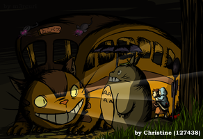 Catbus by TinTans