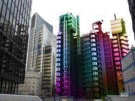 Colours of Lloyds by TheMrStick