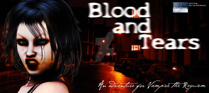 Blood and Tears by ArchangelSeph