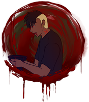 Blood by Gatodae