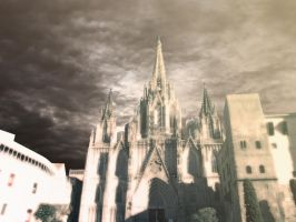 Lost Cathedral by WizE-KevN