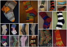 Sock production 2014 by Ompabop
