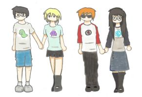 Homestuck'd by plainlycryptic