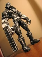 madworld's jack cayman custom by ebooze