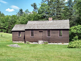 birth place of Daniel Webster by Sterlingware