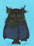 Mood: Owl by Roleys