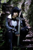 Nico di Angelo by Aya-Ken
