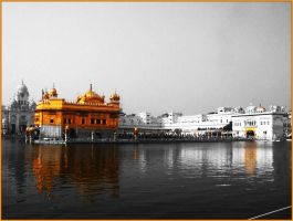 Golden Temple by archeet1