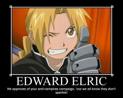 FMA: Ed approves motivational by aereyiahikari