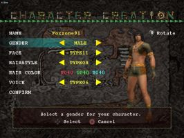 Monster Hunter PS2 PCsx2 by Foxzone91