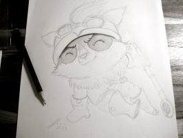 Teemo by egyptice
