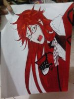 grell sutcliffe by Jhennica0987654321