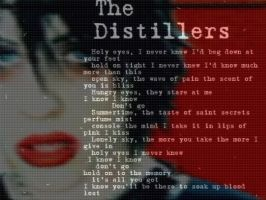 The Distillers Wallpaper by nofxcrackers