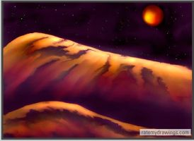 Space Mounds by E by Ellee22