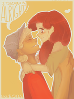 it' gonna be alright! by fylocali