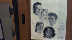 almost finished doctor who art by FreakInABox