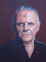 Sir Philip Anthony Hopkins by GUGeiger