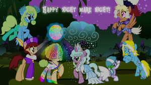 Happy night mare night!! by Amy-defy