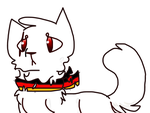 Prussia Cat by TinyWindowless