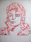 Michael Jackson pop art.. by Girl214