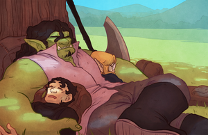 Nap by Shadizilla