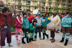 Disney Gathering - Wreck it Ralph by EriTesPhoto