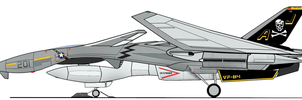 FA-42/14 - front and main wing fix by Ruhisu