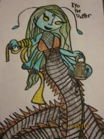 Centipedes Sister Kyo by TiaKay