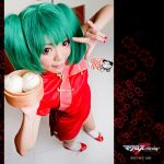Ranka Lee : Nyan Nyan by Ayatenshi