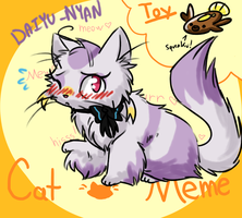 Cat Meme- Daiyu by FENNEKlNS