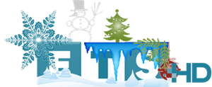 ETS HD Christmas Logo by ETSChannel