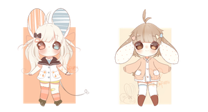 [CLOSED] Cute Adopts Auction by pueru--adopts