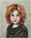 Little Breton by Isriana