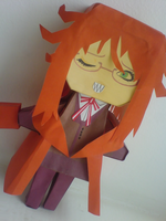 Paper Grell by Nyasok
