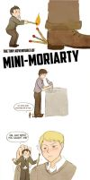 Mini Moriarty by Arkham-Insanity