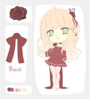 Rose adopt auction [CLOSED] by naomochi