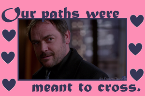 A Supernatural Valentine: Crowley's Crossroad by FrozenClaws