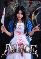 COS-ALICE MADNESS RETURNS-1 by alexzoe